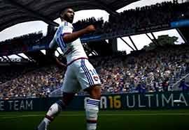 خوشحالی جدید در FIFA16
