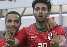 ایران ۲-۲ عربستان