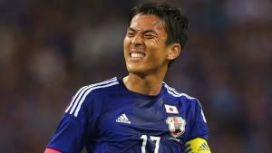 کاپیتان ژاپن از دیدارهای ملی خداحافظی کرد