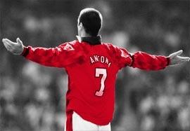 اریک کانتونا شماره ۷ فراموش نشدنی