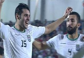 ایران ۲-۰ سوریه