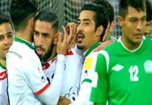 ایران 3-1 ترکمنستان