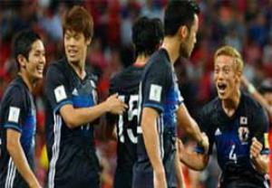 سنگاپور 0-3 ژاپن