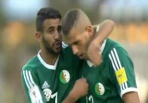 تانزانیا 2-2 الجزایر (گلهای بازی)