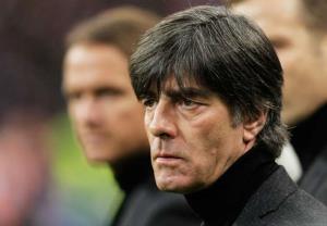 حکومت نظامی لوو در اردوی تیم ملی آلمان