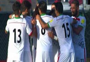 گوام 0-6 ایران (درخشش طارمی)
