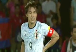کامبوج 0-2 ژاپن