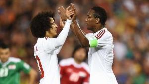 مهاجم امارات: عربستان لایق پیروزی بود