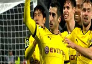 دورتموند 2-0 آگزبورگ
