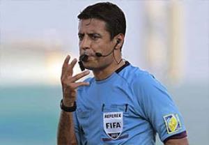 فغانی داور فینال جام باشگاه های جهان