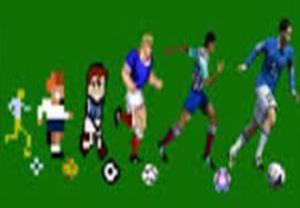 کلیپ فوق العاده از بازی کامپیوتری فوتبال در گذر زمان