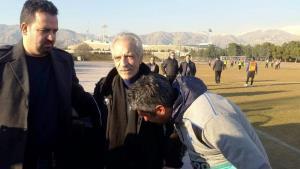 مجیدی: برای پورحیدری دعا کنید