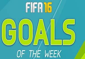 گل های برتر هفته در بازی فیفا۱۶ (۹۴/۱۱/۱۶)