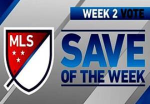 سیو های دیدنی هفته دوم لیگ MLS