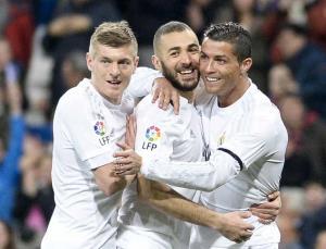 پیش بازی ختافه - رئال مادرید