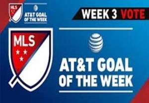 سوپرگلهای دیدنی از لیگ MLS آمریکا