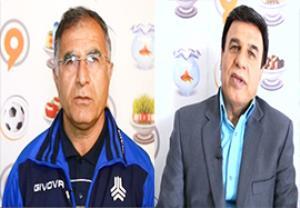 گفتگو ویژه سال نو با مجید جلالی و پرویز مظلومی
