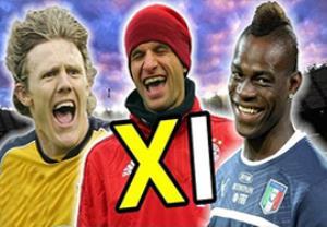 شوخ طبعترین بازیکنان تاریخ فوتبال