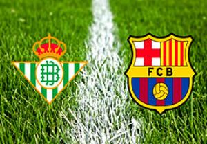 پیش بازی بتیس - بارسلونا