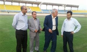 بهروان: کیفیت ورزشگاه خرمشهر عالی است