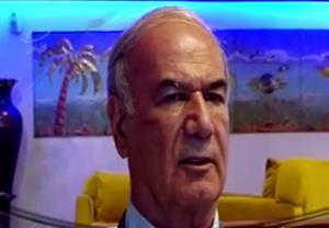 مصاحبه با افشارزاده قبل از بازی استقلال-ذوب آهن