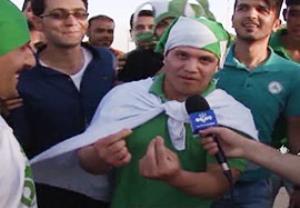 شور و حرارت هواداران در فینال جام حذفی