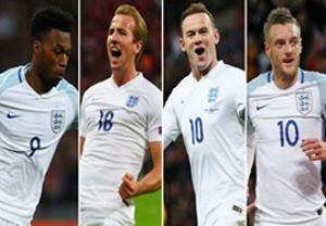 معرفی تیم انگلیس در رقابت های یورو 2016