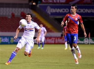 پیش بازی کاستاریکا - پاراگوئه
