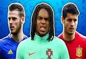 تیم منتخب از ستارگان آینده دار یورو 2016