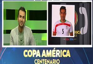 گفتگو با امیرحسین صادقی پیرامون تیم آرژانتین
