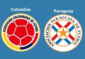 پیش بازی کلمبیا - پاراگوئه