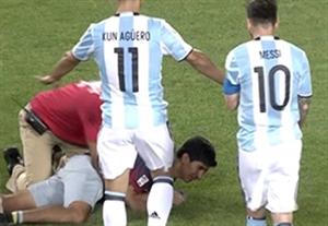 درخشش مسی هوادارش را به زمین کشاند