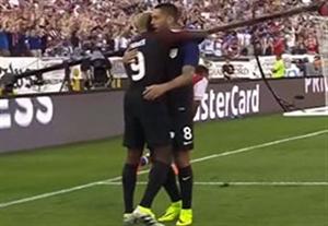 خلاصه بازی آمریکا 1-0 پاراگوئه