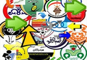 اخبار نقل و انتقالات لیگ برتر 95/03/23