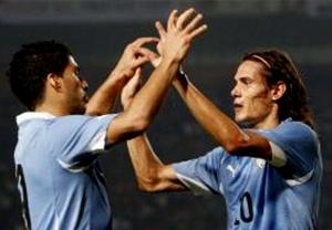 پیش بازی اروگوئه - جامائیکا