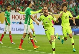 خلاصه بازی مکزیک 1-1 ونزوئلا