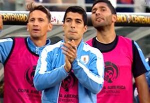 خلاصه بازی اروگوئه 3-0 جامائیکا