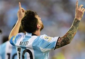 لیونل مسی؛کهکشانی میان ستاره های آرژانتینی