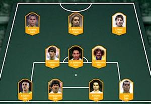تیم برتر تاریخ رقابت های کوپا آمریکا