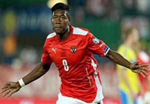 5 گل برتر اتریش در مقدماتی یورو 2016