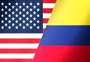 پیش بازی آمریکا - کلمبیا
