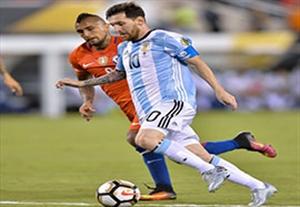 خلاصه بازی آرژانتین 0-0 شیلی (پنالتی 2-4)