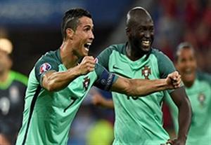 خلاصه بازی پرتغال 2-0 ولز