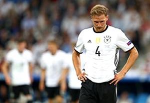 خلاصه بازی آلمان 0-2 فرانسه