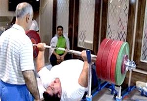 رکوردشکنی وزنه برداری معلولین پیش از رقابت های پارالمپیک