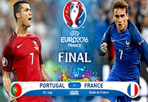 فرانسه یا پرتغال؛کدامیک قهرمان یورو میشوند؟!
