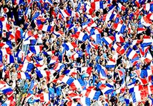 حال و هوای فرانسه ساعتی قبل از شروع فینال