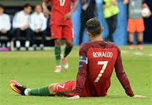 خلاصه 90 دقیقه بازی پرتغال 0-0 فرانسه (فینال)