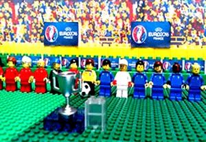 نمایش عروسکی با مزه قهرمانی پرتغال در یورو