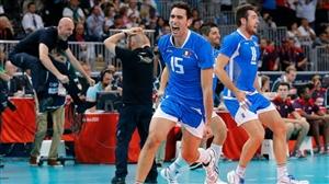 ایتالیا با شکست خروسها به رده دوم رسید